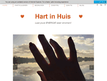 Tablet Preview of hartinhuis.nl